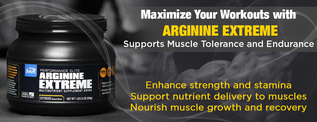 arginine-extreme