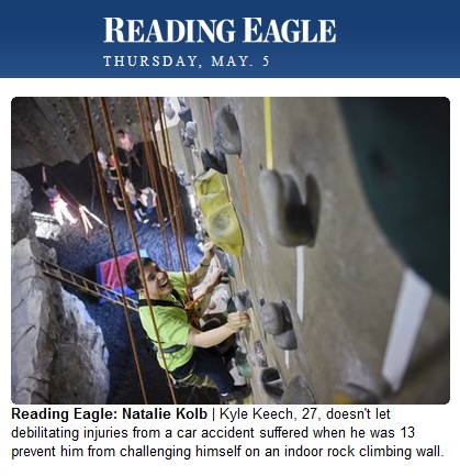 Reading Eagle - May 5th