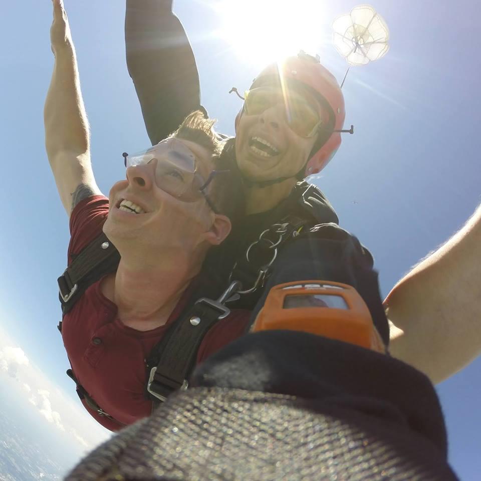 Adam Nelson @ Skydive Collegeville