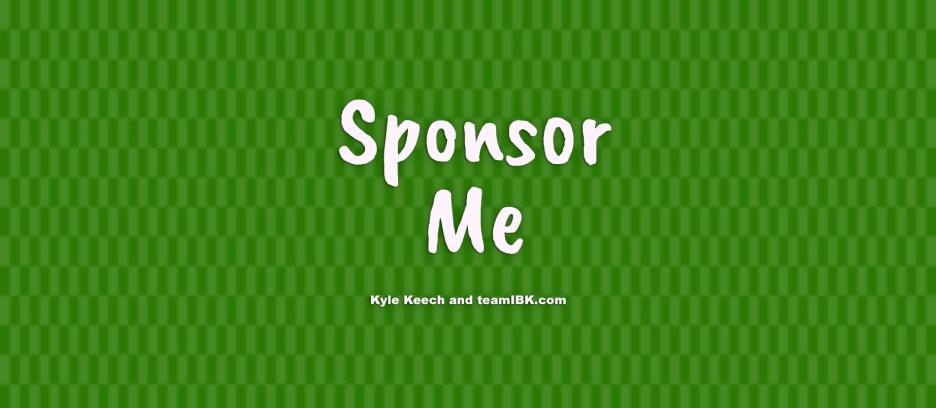 Sponsor Kyle