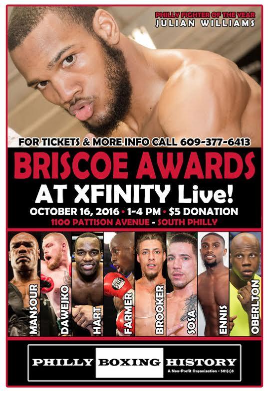 Briscoe Awards - 2016