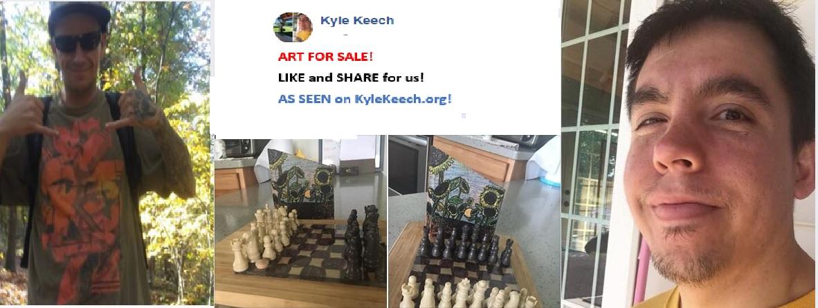 Kyle & Zach's Art